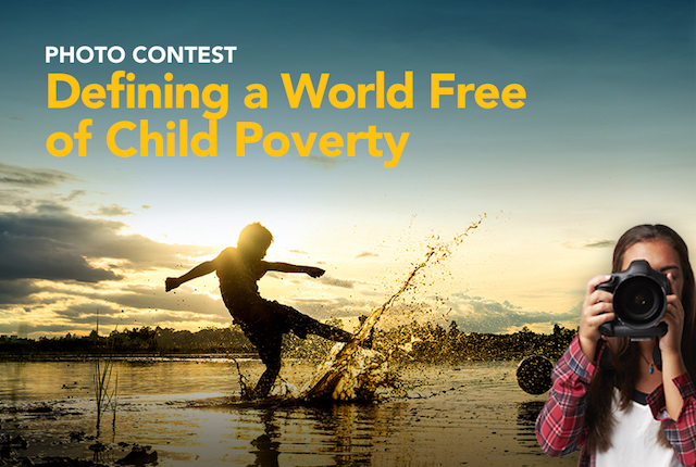 End Child Poverty Organises its First Global Photo Contest
