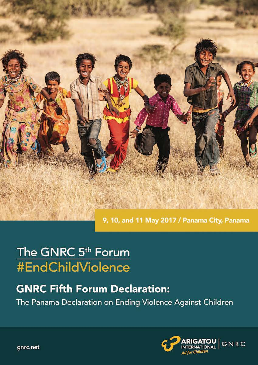 The Panama Declaration on Ending Violence Against Children thumbnail