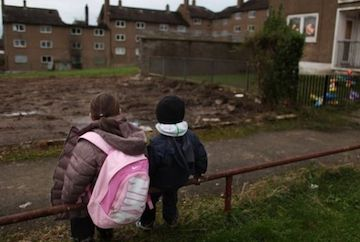 The new bill aims to significantly reduce the number of children living in poverty by 2030