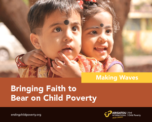Making Waves - Bringing Faith to Bear on Child Poverty thumbnail