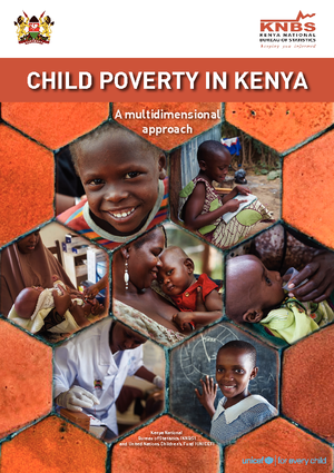 Child Poverty In Kenya - Multidimensional Approach  Study Report thumbnail