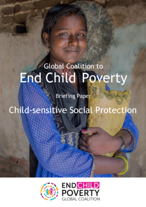 Coalition Child Sensitive Social Protection briefing paper thumbnail