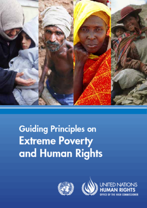 Guiding Principles on Extreme Poverty and Human Rights thumbnail
