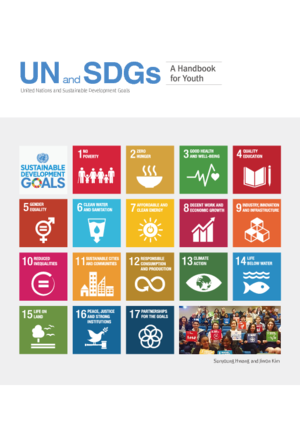 A Handbook for Youth on Sustainable Development Goals thumbnail