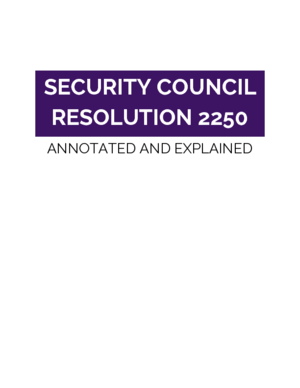 UN Security Council Resolution 2250 (2015)  thumbnail