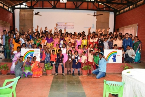 WORLD DAY OF PRAYER AND ACTION FOR CHILDREN - 2015