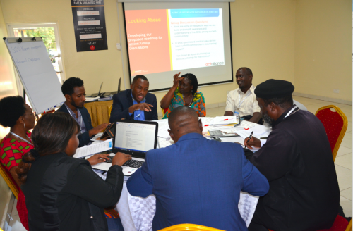 African Interfaith Initiative on the Post 2015 Development Agenda - April 2019