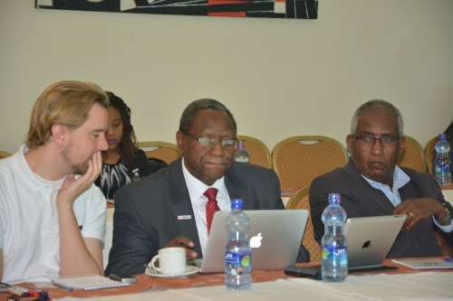 Act Alliance Training On Development Effectiveness - Addis Ababa