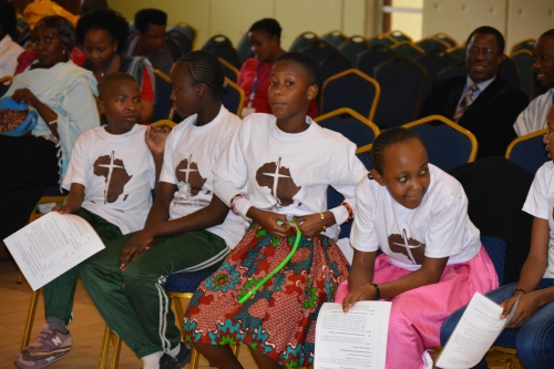 Day of the African Child Event at the All Africa Conference of Children (AACC), 2016