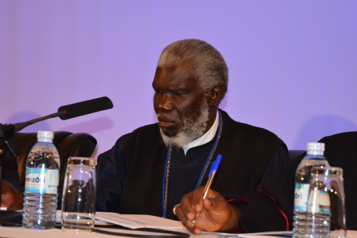 Africa Faith Leaders Summit, Uganda, 2014